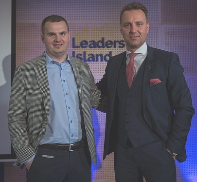 Leaders Island Insights Conference in Crakcow
